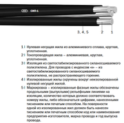 AsXS(СИП-4), AsXSn(СИПн-4) СИП-1, СИПн-1, СИП-2, СИПн-2 «ИнтеркабельКиев»