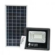 Прожектор светодиодный с солнечной панелью TIGER-2