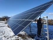 Солнечные электростанции,  солнечные панели,  зеленый тариф